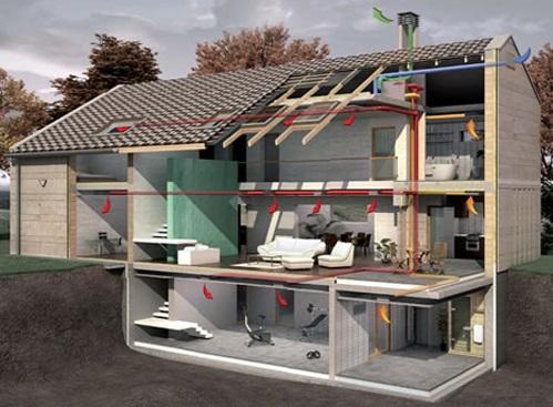 Проекты домов из газобетона под ключ, заказать или купить