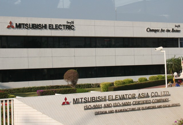 Новости от Mitsubishi Electric
